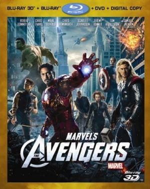 The Avengers 397x499