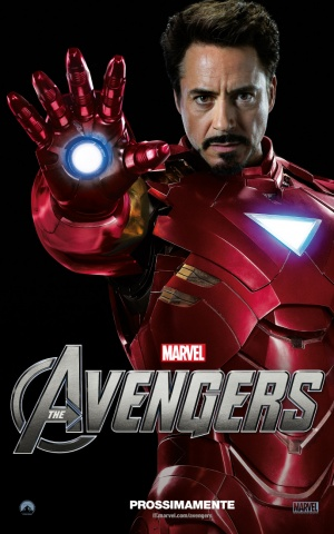 The Avengers 688x1100