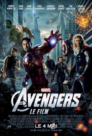 The Avengers 3376x5000