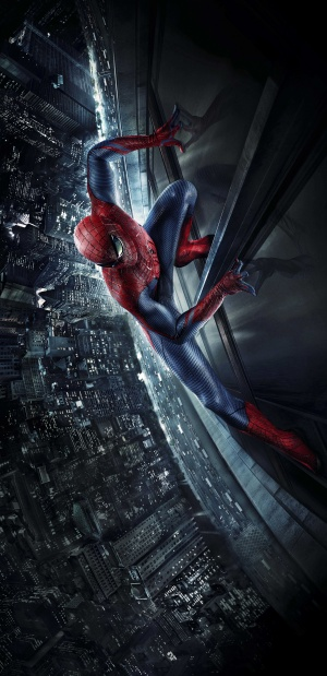 The Amazing Spider-Man Key art