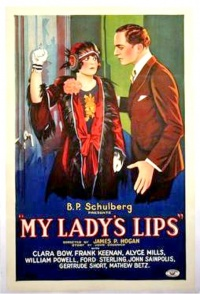 My Lady's Lips poster
