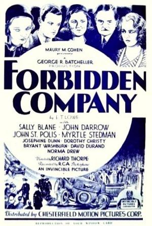 Forbidden Company 432x641