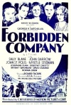 Forbidden Company poster
