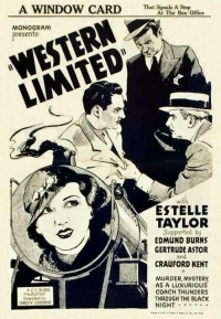 The Western Limited poster