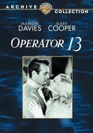Operator 13 351x500