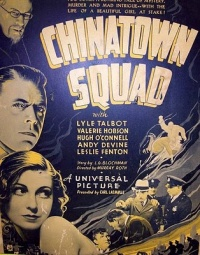Chinatown Squad poster