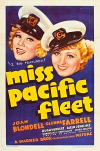 Miss Pacific Fleet poster