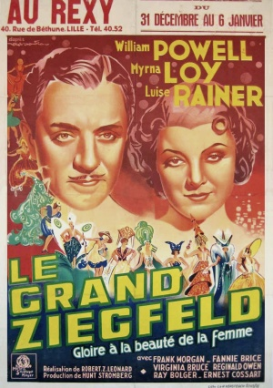 The Great Ziegfeld 991x1406