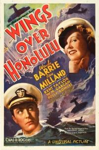 Wings Over Honolulu poster