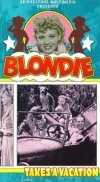 Blondie Takes a Vacation Cover