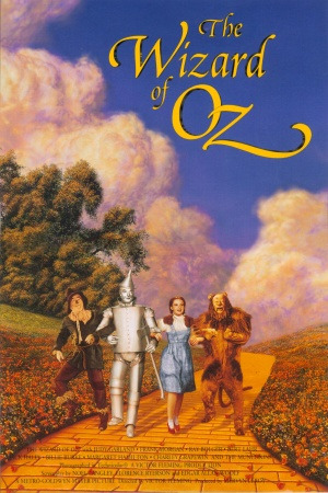 The Wizard of Oz 2353x3529