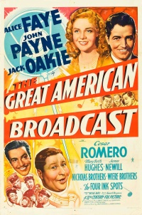 The Great American Broadcast poster