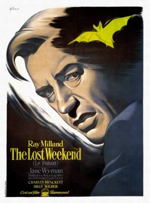 The Lost Weekend 592x800