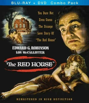 The Red House Blu-ray cover