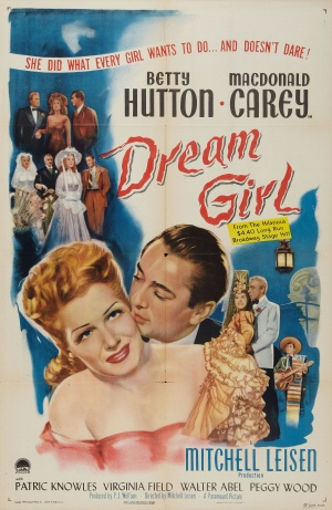 Dream Girl Poster