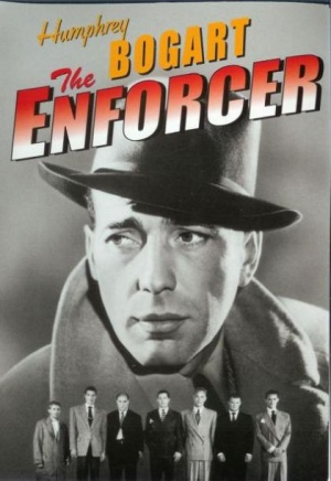 The Enforcer Dvd cover