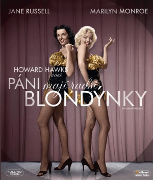 Gentlemen Prefer Blondes 800x941