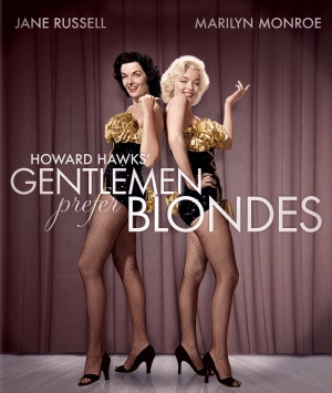 Gentlemen Prefer Blondes 1478x1749