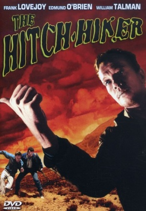 The Hitch-Hiker Dvd cover