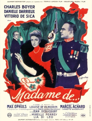 Madame de... 900x1182