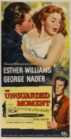 The Unguarded Moment Poster