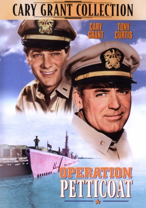 Operation Petticoat Dvd cover