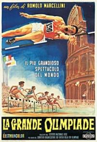 La grande olimpiade poster