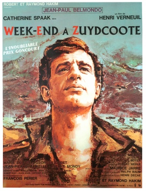 Week-end � Zuydcoote Poster