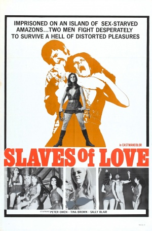 Slaves of Love Poster