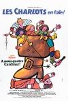 Les Charlots en folie: À nous quatre Cardinal! poster