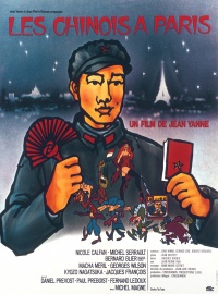 I cinesi a Parigi poster