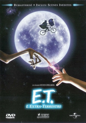 E.T. the Extra-Terrestrial 1015x1449
