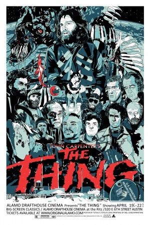 The Thing 3333x5000