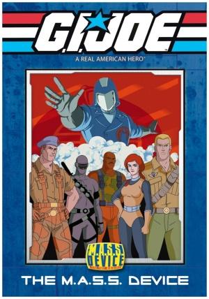 G.I. Joe: A Real American Hero 842x1200