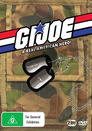 G.I. Joe: A Real American Hero 1605x2288