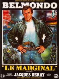 Le marginal poster