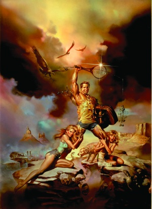 National Lampoon's Vacation 2186x3000