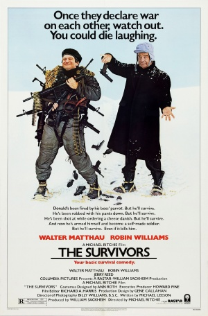 The Survivors Poster