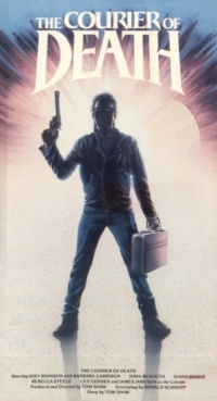 Courier of Death poster