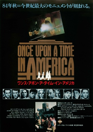 Once Upon a Time in America 3522x5000