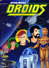 Star Wars: Droids poster