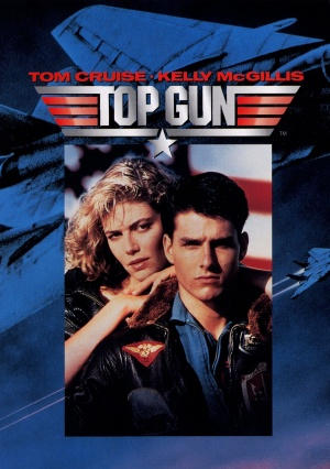 Top Gun Dvd cover