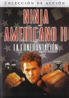American Ninja 2: The Confrontation Cover