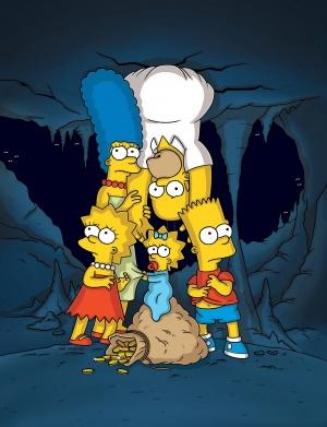 Die Simpsons 1989x2592