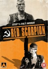 Red Scorpion Cover