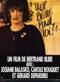 Too Beautiful for You poster