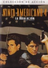 American Ninja 4: The Annihilation Cover