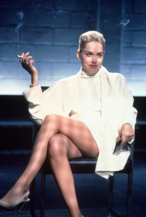 Basic Instinct Key art