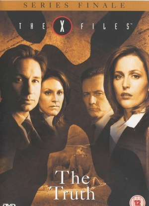 The X Files 576x799