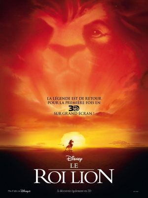 The Lion King 1417x1890